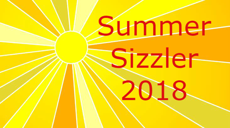Summer Sizzler clipart